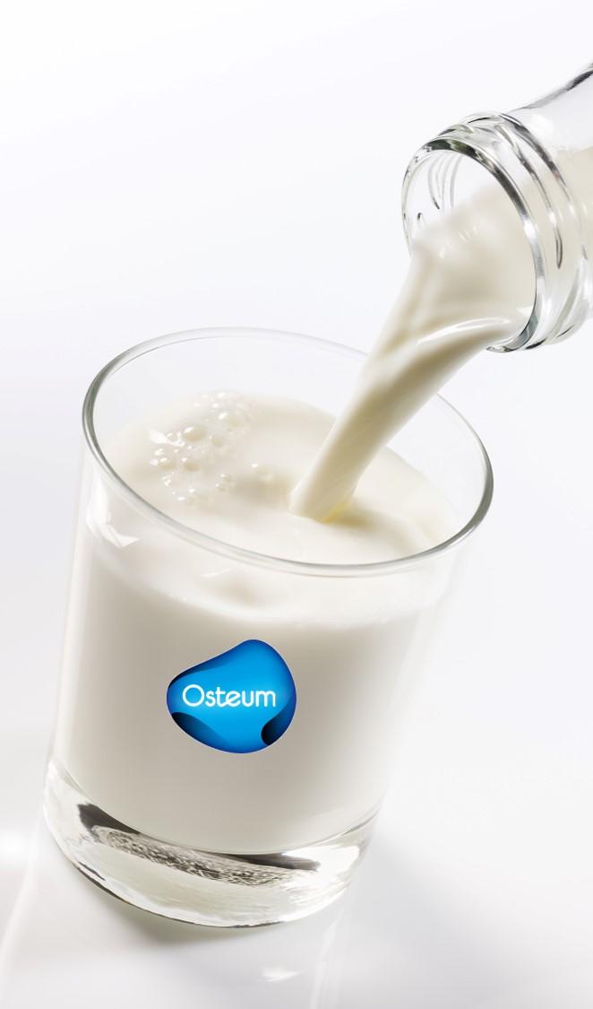 Think calcium… think Osteum!