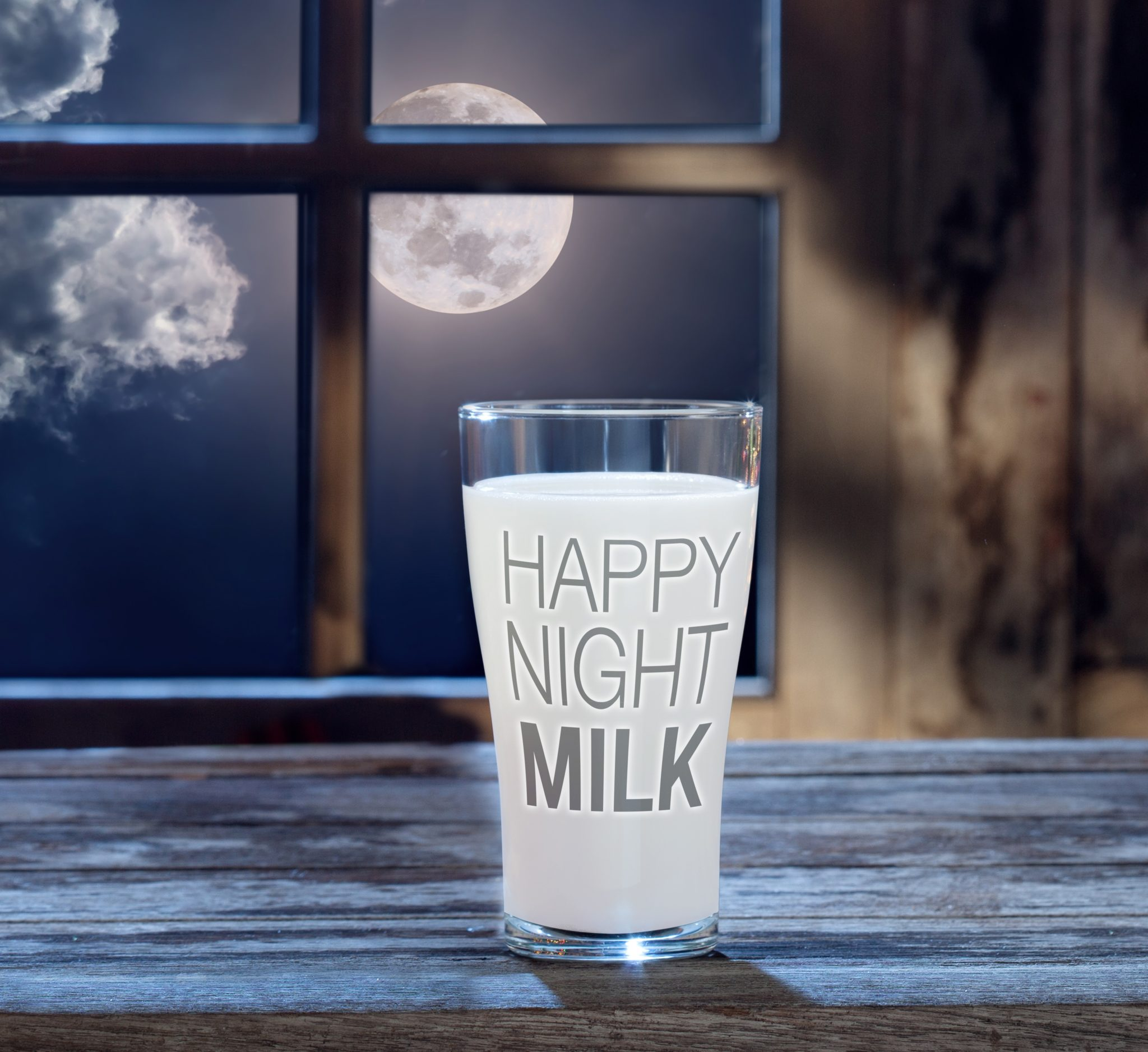 Try Happy Night Milk at FIE 2017!