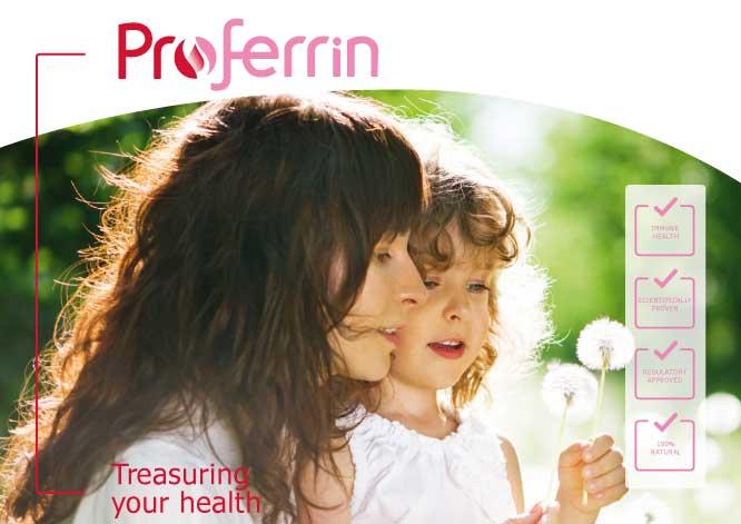Ingredia announces Proferrin® Brand