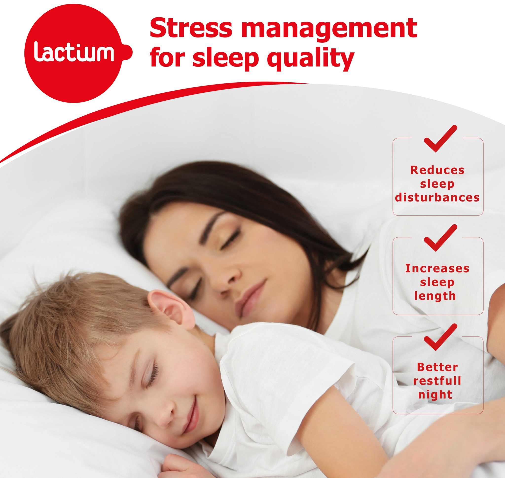 Lactium®: a valuable help for a better sleep